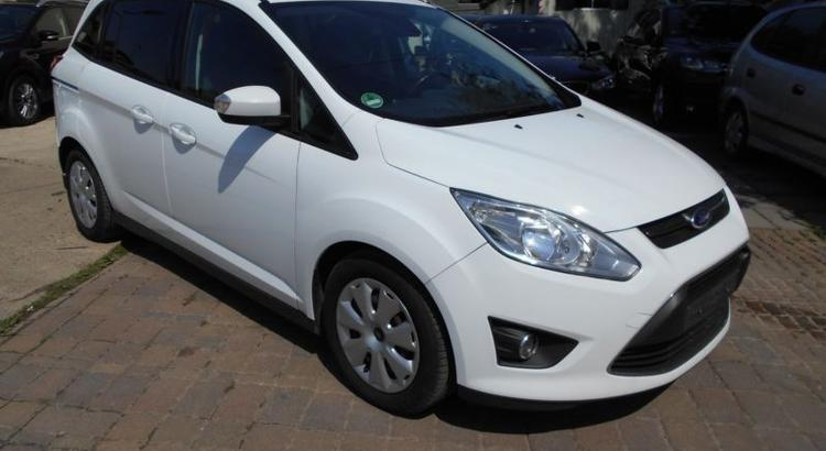 Ford Grand CMAX 7 мест АКПП
