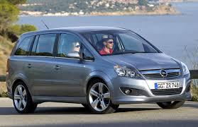Opel Zafira 7 мест АКПП