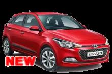New Hyundai i20 АКПП 2017г