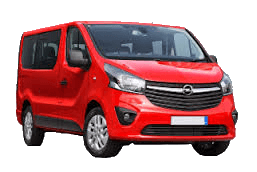 Opel Vivaro 9 мест MКПП