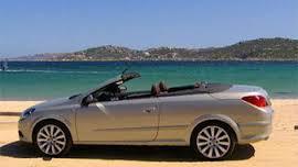 Opel Astra TT кабрио авт