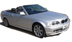 !!!BMW 320Ci кабрио авт